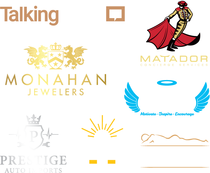 Various Logo Designs by JaxMax - Maximilian Graphic Design