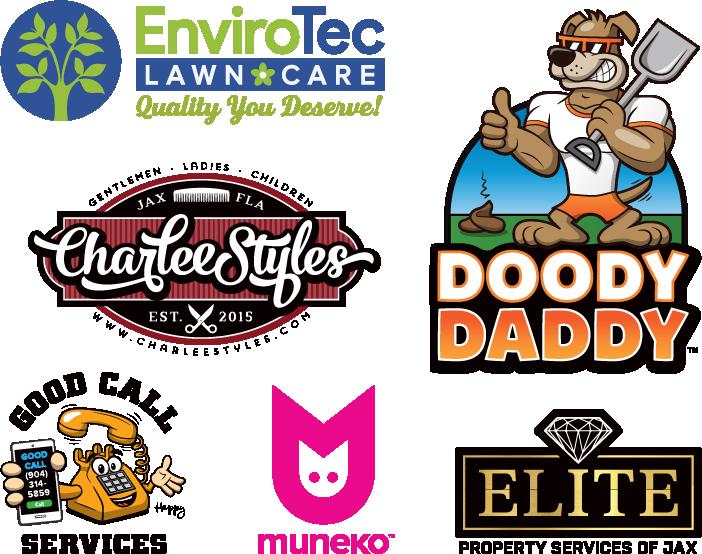 Various Logo Designs by JaxMax - Maximilian Graphic Design